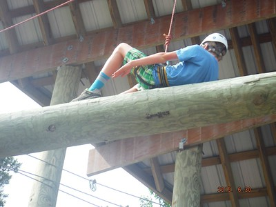 2015 06.30 Rock N Ropes Camp B - Day 2 13