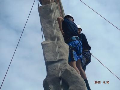 2015 06.30 Rock N Ropes Camp B - Day 2 20
