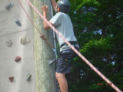 2015 06.30 Rock N Ropes Camp B - Day 2 17