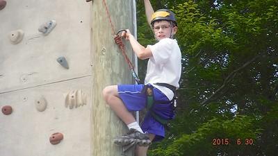 2015 06.30 Rock N Ropes Camp B - Day 2 33
