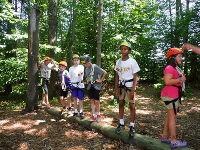 2015 06.30 Rock N Ropes Camp B - Day 2 10
