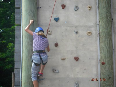 2015 06.30 Rock N Ropes Camp B - Day 2 32