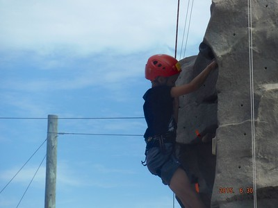 2015 06.30 Rock N Ropes Camp B - Day 2 24