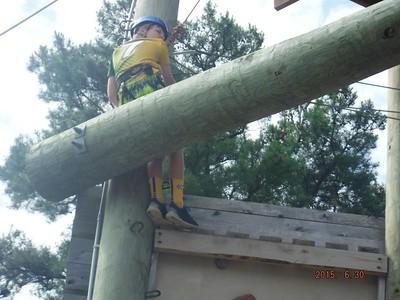 2015 06.30 Rock N Ropes Camp B - Day 2 22