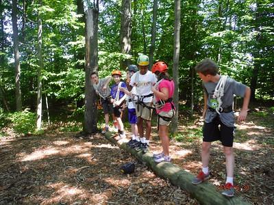 2015 06.30 Rock N Ropes Camp B - Day 2 12