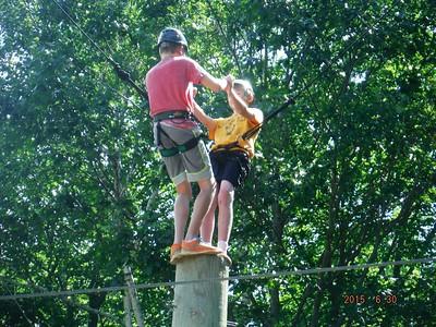 2015 06.30 Rock N Ropes Camp B - Day 2 3