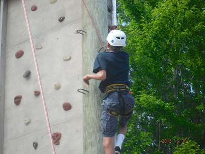 2015 06.30 Rock N Ropes Camp B - Day 2 37