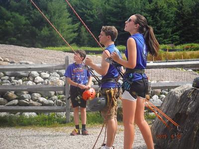 2015 06.30 Rock N Ropes Camp B - Day 2 30