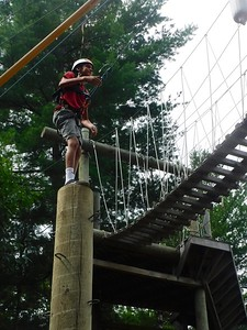 2015 07.07 Rock N Ropes Camp A - Day 2 24