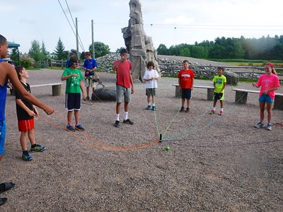 2015 07.07 Rock N Ropes Camp A - Day 2 1