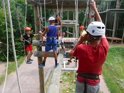 2015 07.07 Rock N Ropes Camp A - Day 2 33