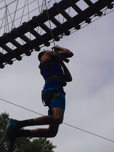 2015 07.07 Rock N Ropes Camp A - Day 2 23