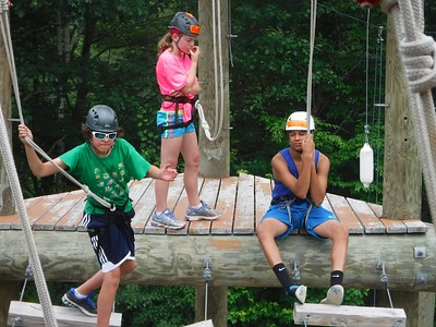 2015 07.07 Rock N Ropes Camp A - Day 2 42