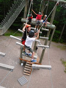 2015 07.07 Rock N Ropes Camp A - Day 2 44