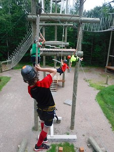 2015 07.07 Rock N Ropes Camp A - Day 2 35