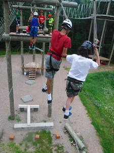 2015 07.07 Rock N Ropes Camp A - Day 2 37