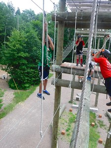 2015 07.07 Rock N Ropes Camp A - Day 2 32