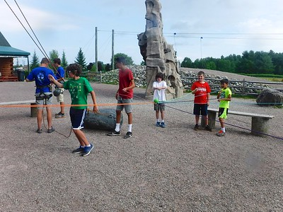 2015 07.07 Rock N Ropes Camp A - Day 2 2