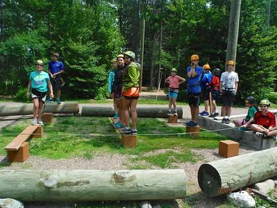 2015 07.08 Rock N Ropes Camp B & C - Day 4 5