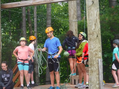 2015 07.08 Rock N Ropes Camp B & C - Day 4 2