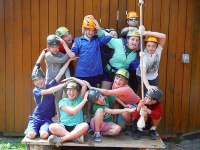 2015 07.08 Rock N Ropes Camp B & C - Day 4 46
