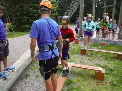 2015 07.08 Rock N Ropes Camp B & C - Day 4 1