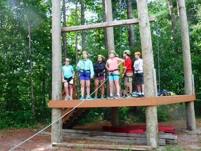 2015 07.08 Rock N Ropes Camp B & C - Day 4 8