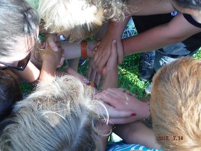 2015 07.14 NLRI Rock N Ropes Camp - Day 2 2