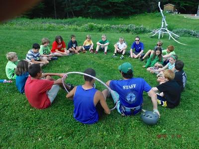 2015 07.14 NLRI Rock N Ropes Camp - Day 2 8