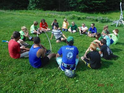 2015 07.14 NLRI Rock N Ropes Camp - Day 2 10