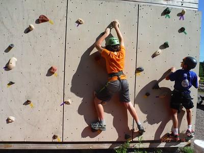 2015 07.16 NLRI Rock N Ropes Camp - Day 4 12