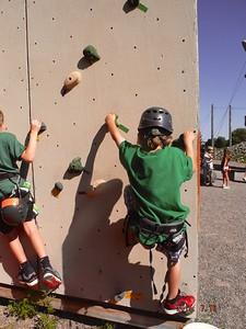 2015 07.16 NLRI Rock N Ropes Camp - Day 4 15