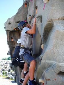 2015 07.16 NLRI Rock N Ropes Camp - Day 4 2