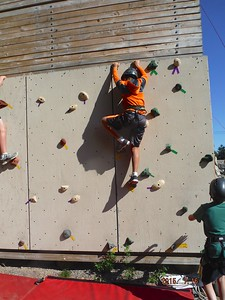 2015 07.16 NLRI Rock N Ropes Camp - Day 4 10