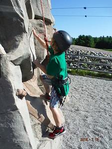 2015 07.16 NLRI Rock N Ropes Camp - Day 4 1