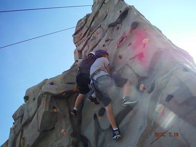 2015 07.16 NLRI Rock N Ropes Camp - Day 4 7