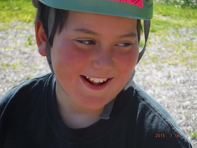 2015 07.16 NLRI Rock N Ropes Camp - Day 4 5