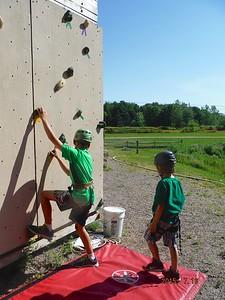 2015 07.16 NLRI Rock N Ropes Camp - Day 4 22