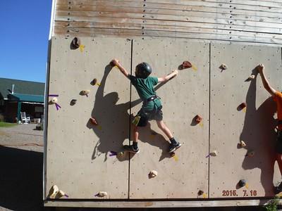 2015 07.16 NLRI Rock N Ropes Camp - Day 4 11