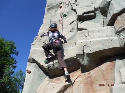 2015 07.16 NLRI Rock N Ropes Camp - Day 4 8