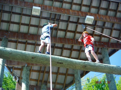 2015 07.20 NLRI Rock N Ropes Camp - Day 1 2