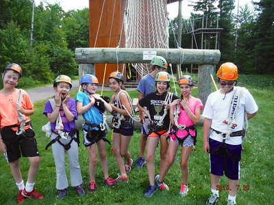 2015 07.20 NLRI Rock N Ropes Camp - Day 1 36