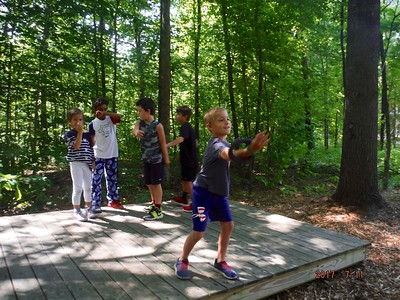 2017 07.11 NLRI Little Adventurers Camp