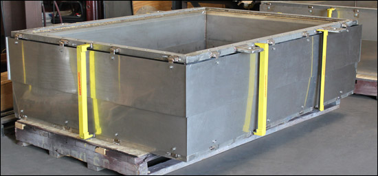 Rectangular Expansion Joint (#112416 - 02/21/2012)