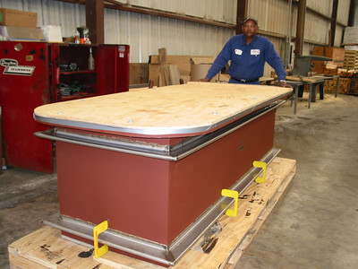 Tandem Rectangular Expansion Joint (10/15/2004)