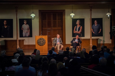 Rector Scholar Conversation with Lee Hamilton