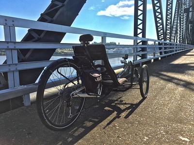 Recumbent Bike Adventures