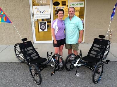 Trike bikes