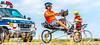 RAGBRAI 2014 - Day 1 of cross-Iowa ride, near May City - C1 --0765 - 72 ppi
