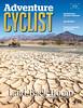 ACA - July 2017 Cover - John Beck Aboard TerraTrike Rambler in Death Valley - 72 ppi